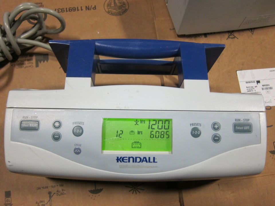 KENDALL AV Impulse 6060  - Lot of 15 Pump Lymphedema