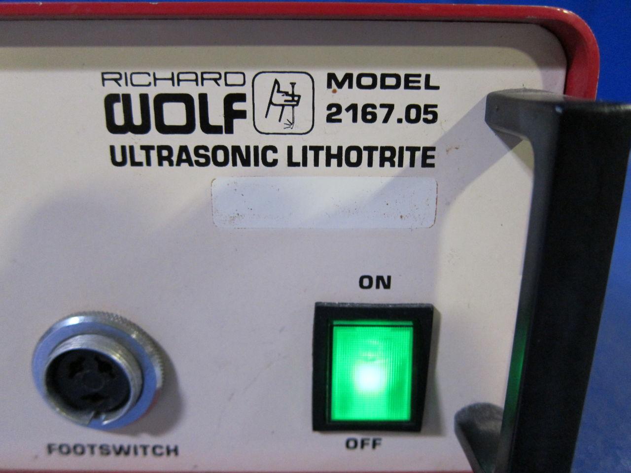 RICHARD WOLF 2167.05 Lithotripter