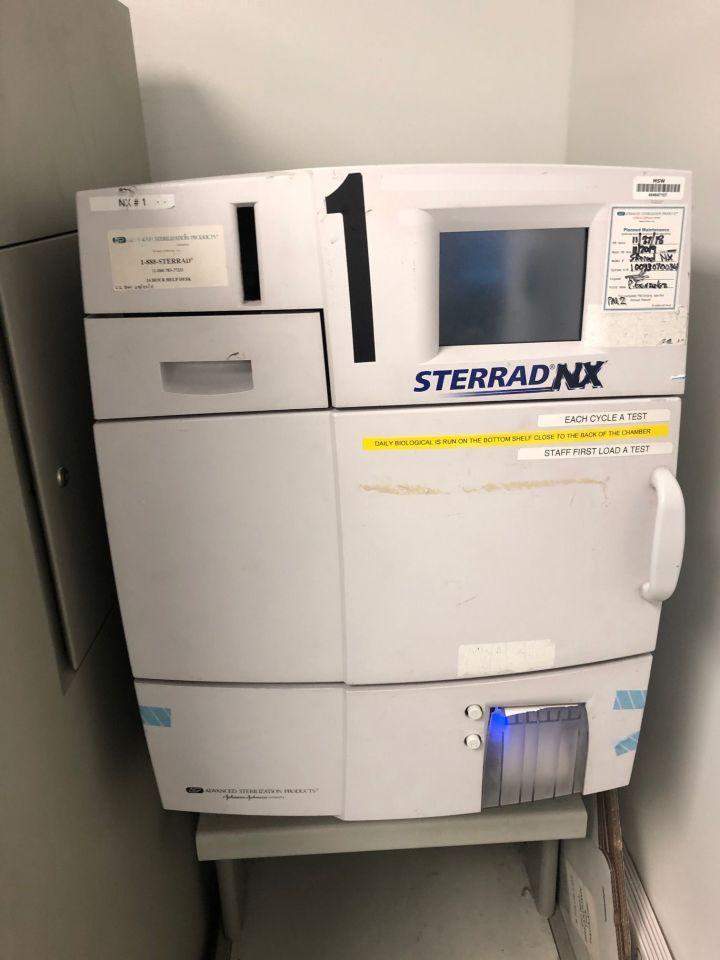 STERRAD NX Sterilizer