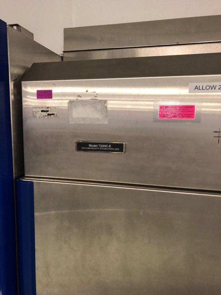 GETINGE 733HCE Sterilizer