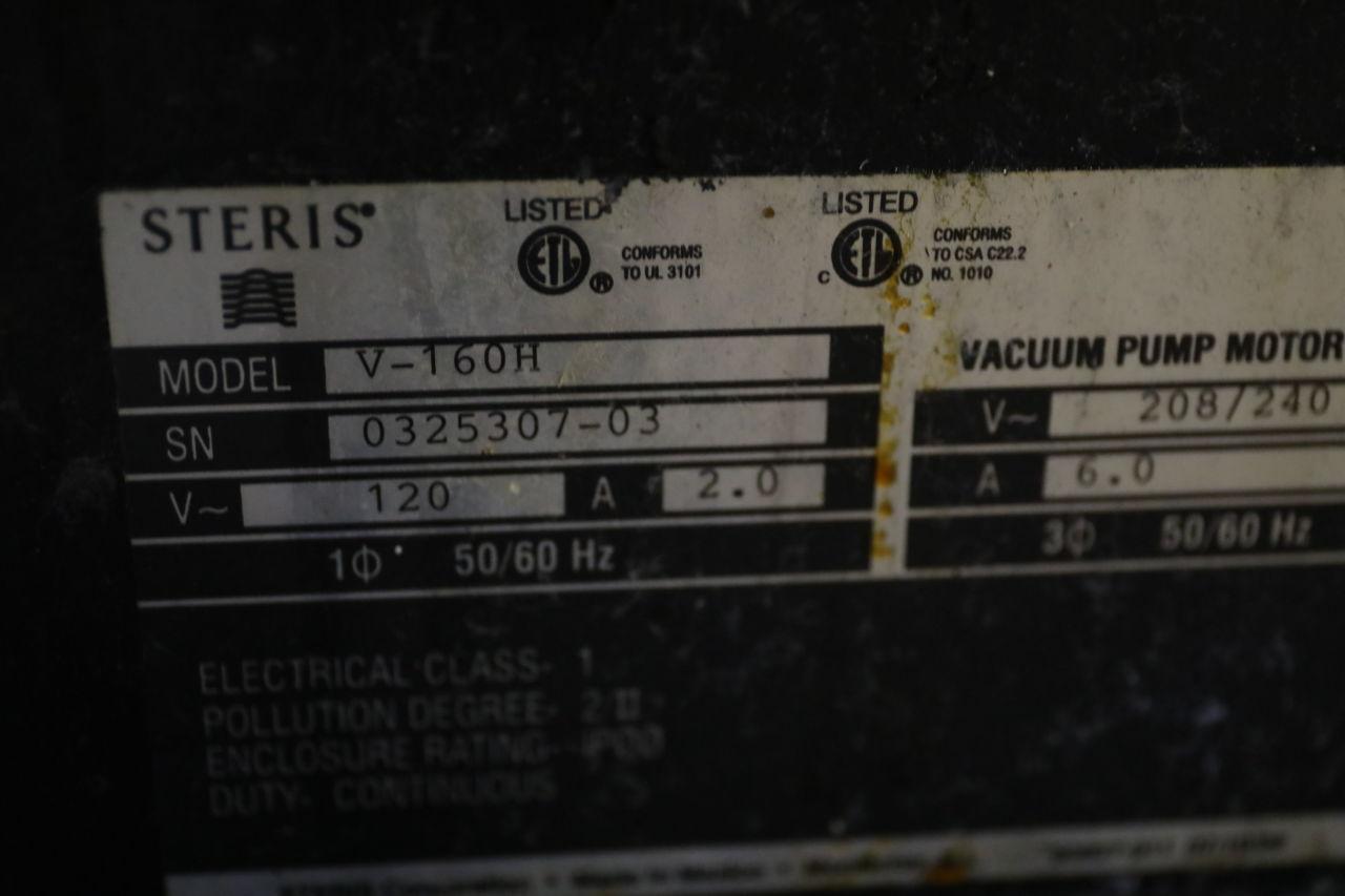 STERIS AMSCO Century V160 H Sterilizer