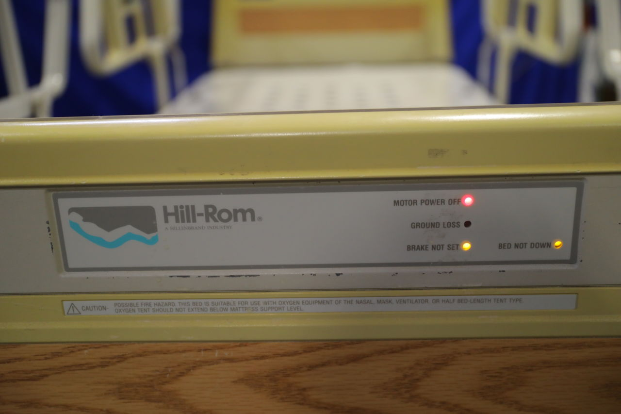 HILL ROM Advance Series Beds Electric