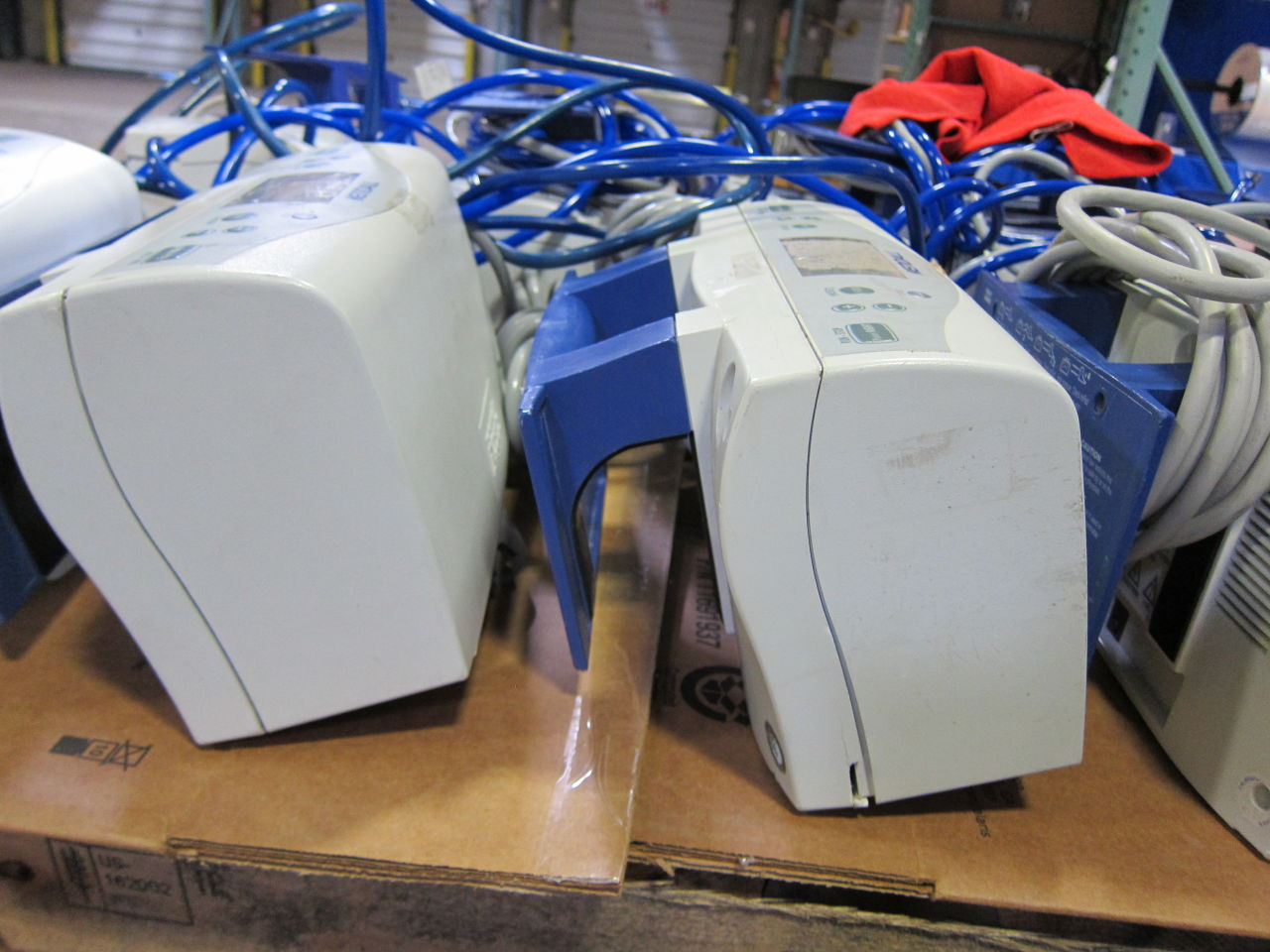 KENDALL Av Impulse 6060  - Lot of 7 DVT Pump