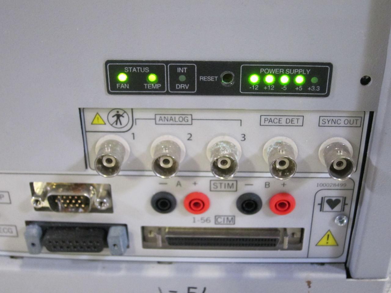 KONTRON 9301-15P-01 EP Lab/X-Ray Room