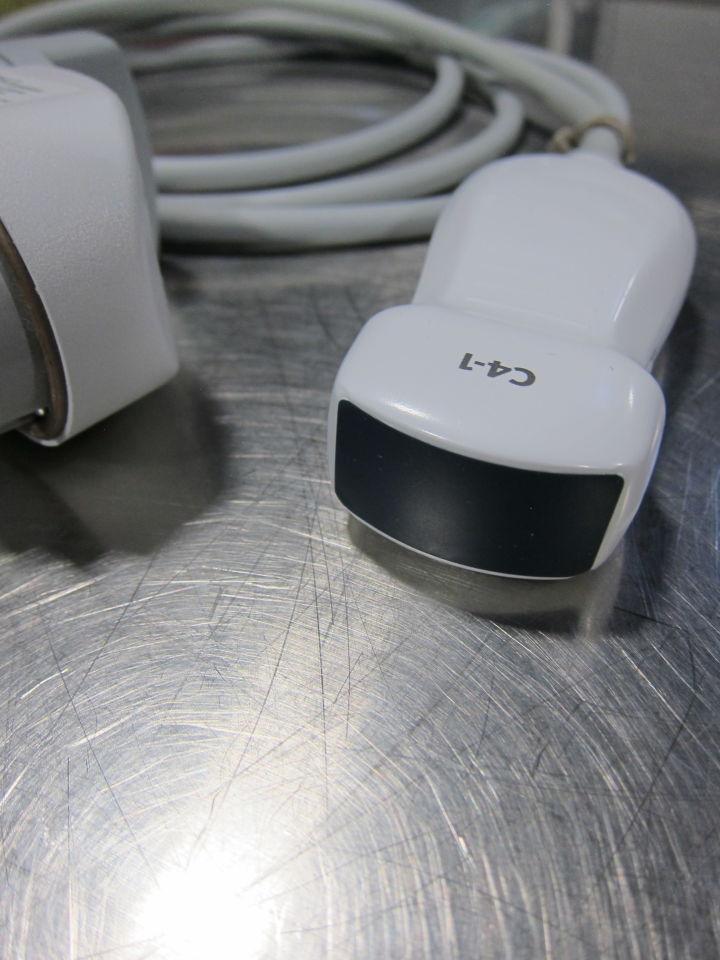 ZONARE C4-1 Ultrasound Transducer