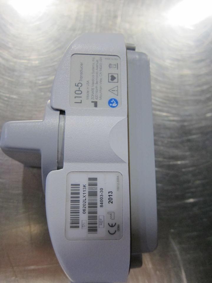 ZONARE L10-5 Ultrasound Transducer