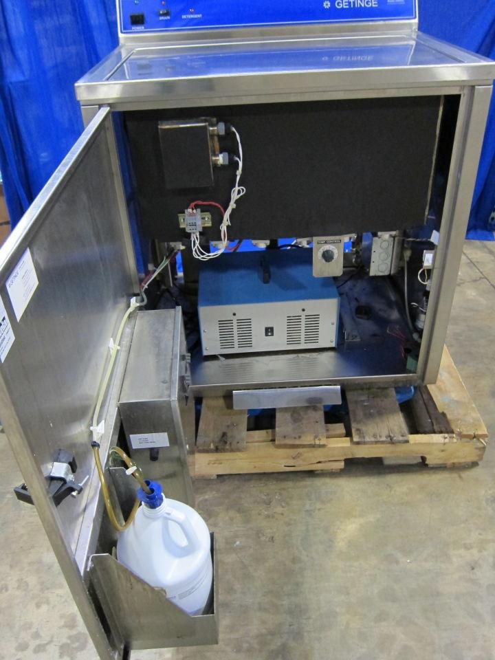 GETINGE 2460UC Ultrasonic Cleaner