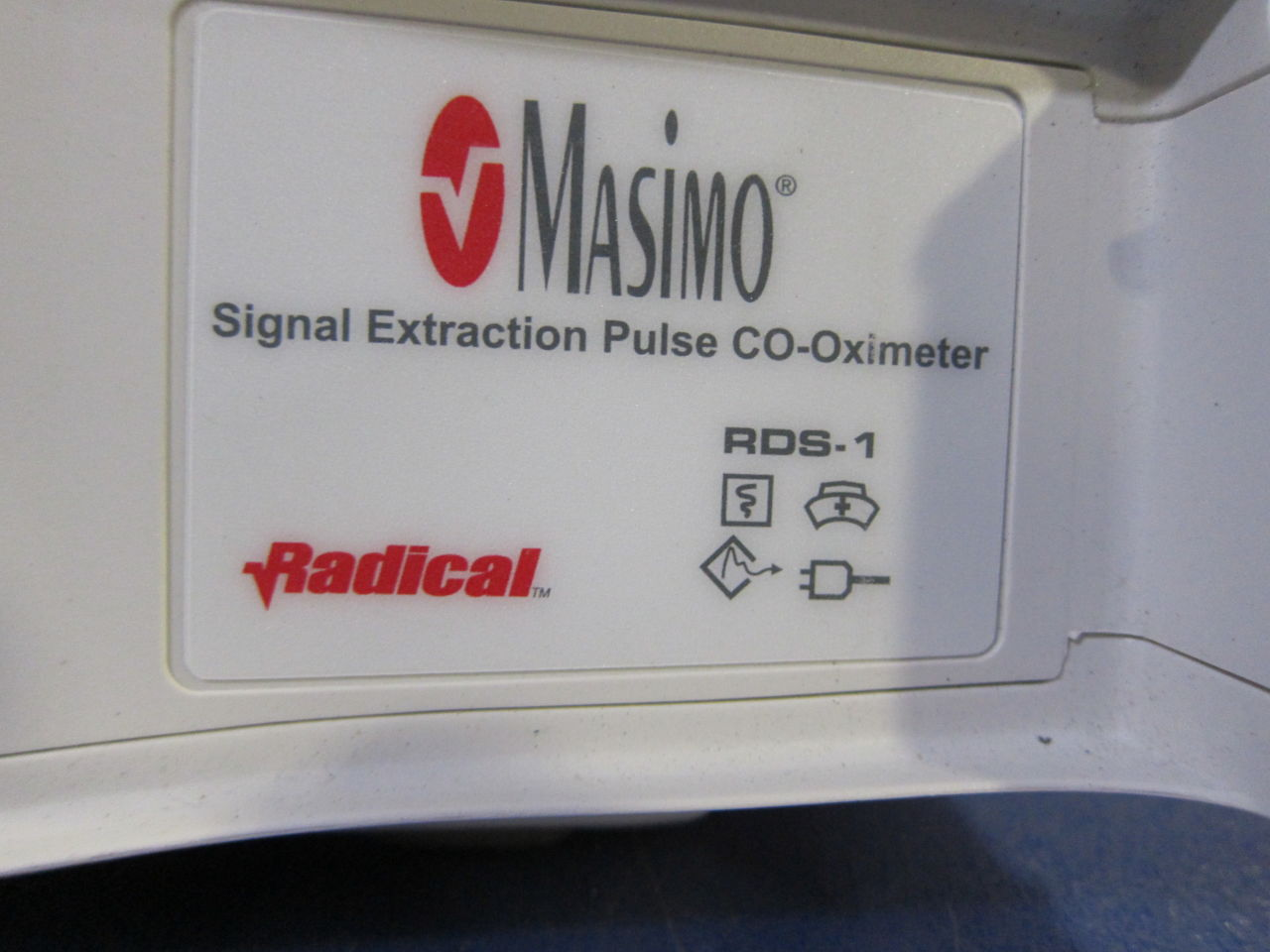 MASIMO RDS-1 Base Oximeter - Pulse