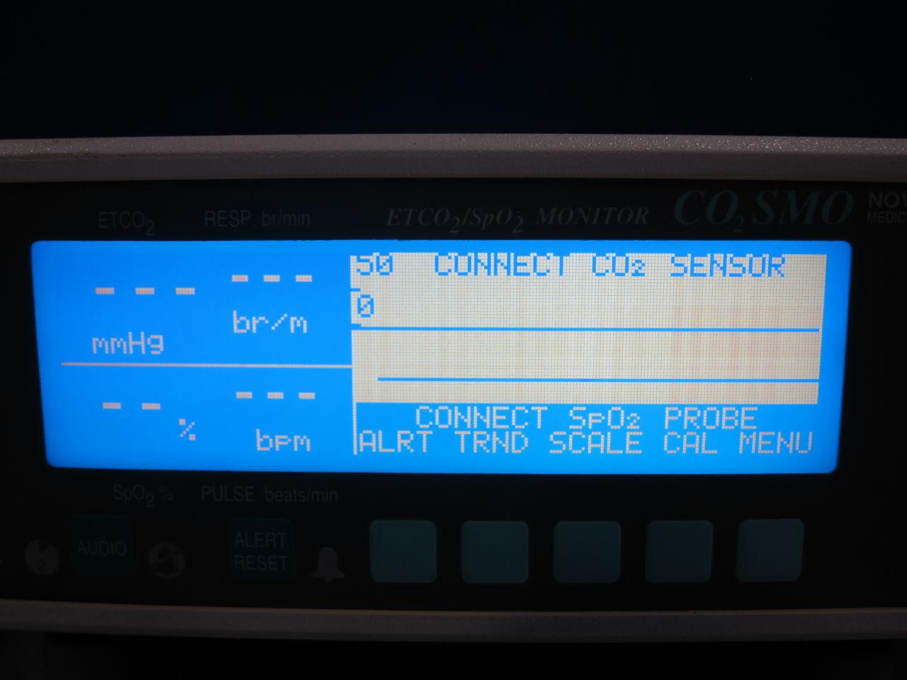 NOVAMETRIX Cosmo Oximeter - Pulse