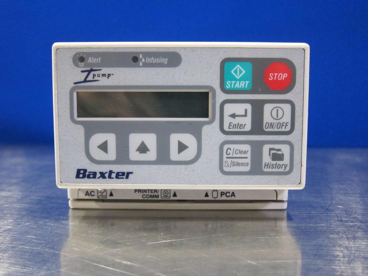 BAXTER iPump Pump IV Infusion