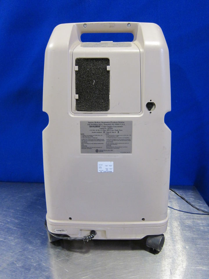 SUNRISE MEDICAL DevilBiss 515ADS Oxygen Concentrator