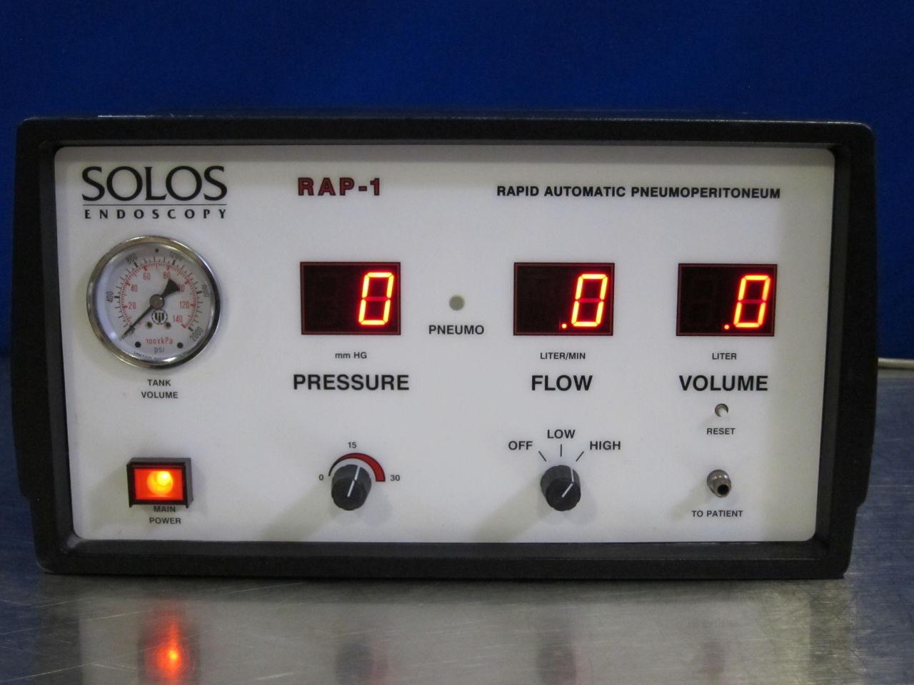 SOLOS Rap-1 Insufflator