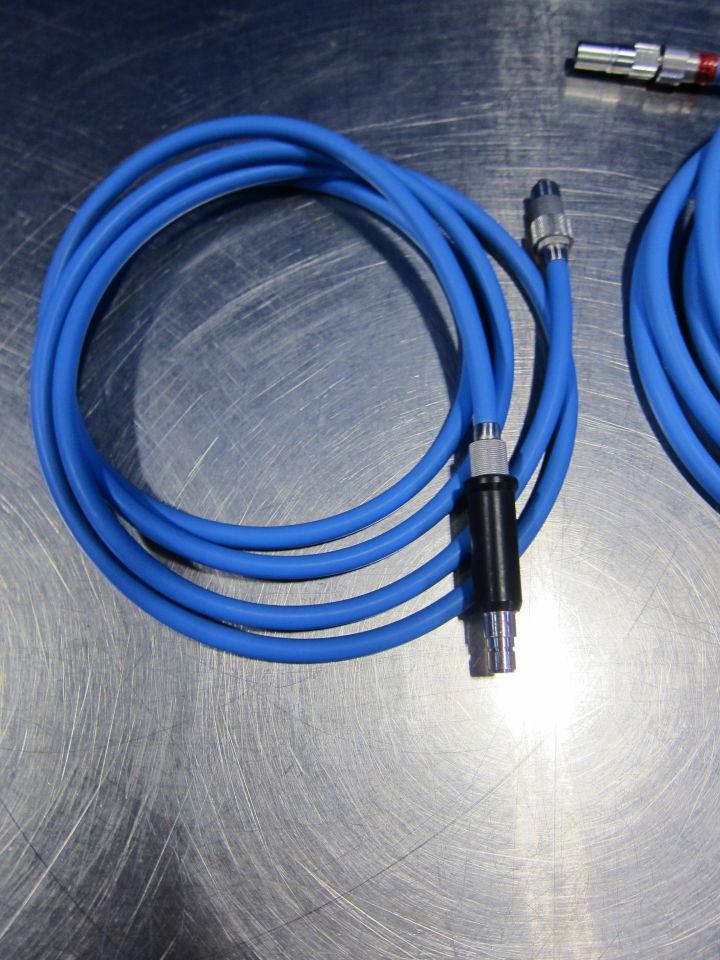 Fiber Optic Cables - Lot of 2