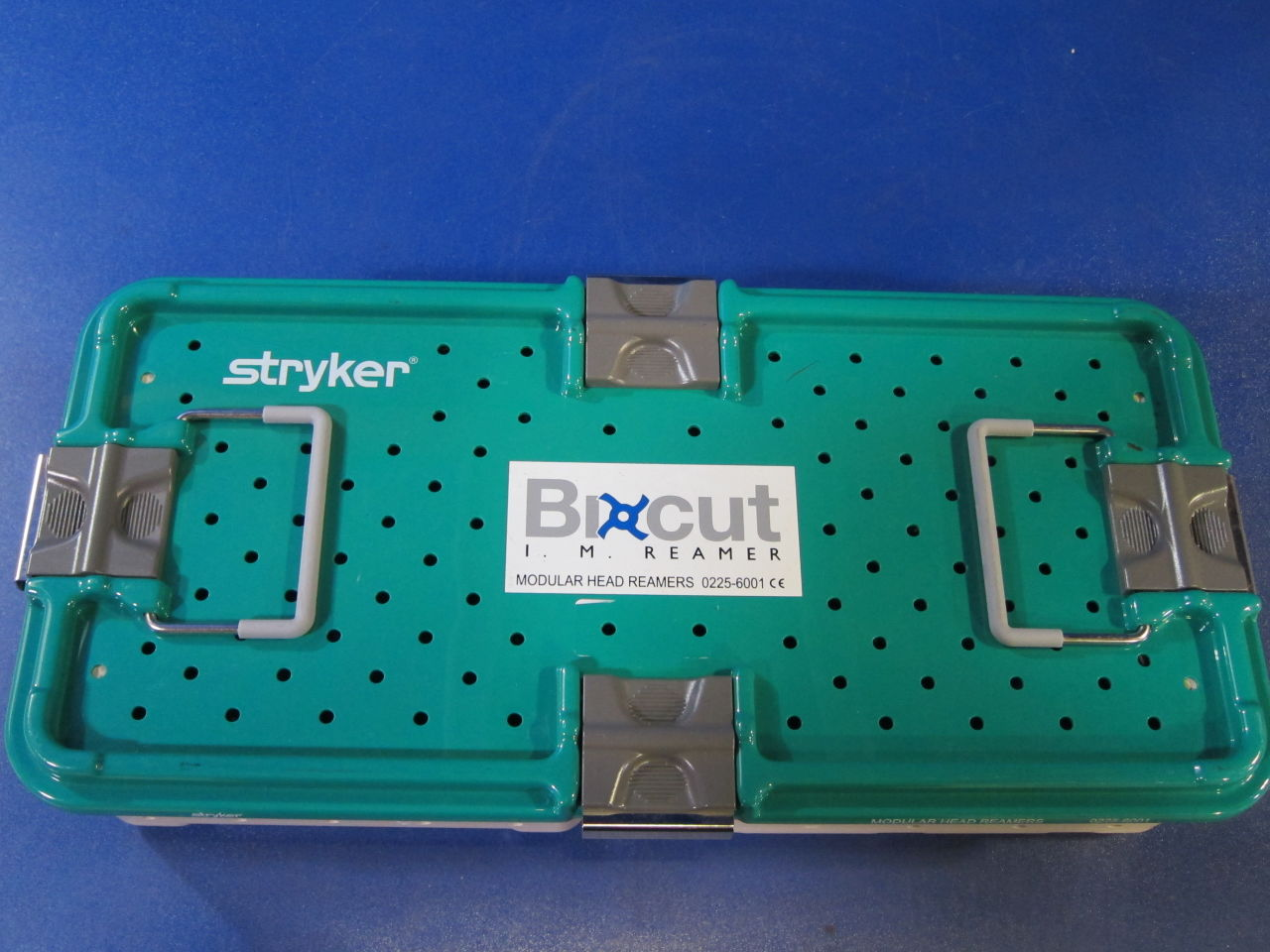 STRYKER BixCut Modular Head Reamers