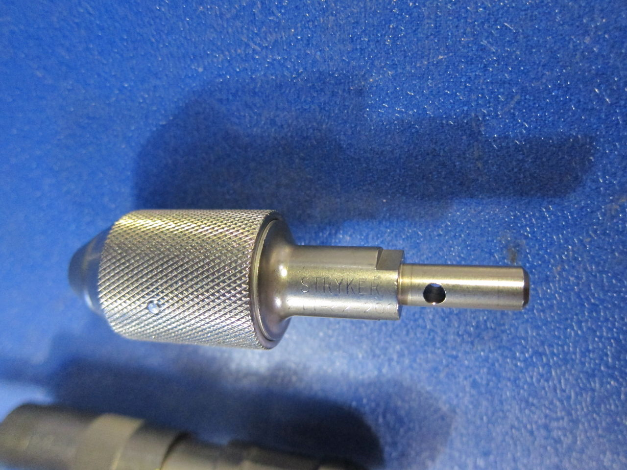 STRYKER Various Drill and Chuck Attachments - Lot of 3