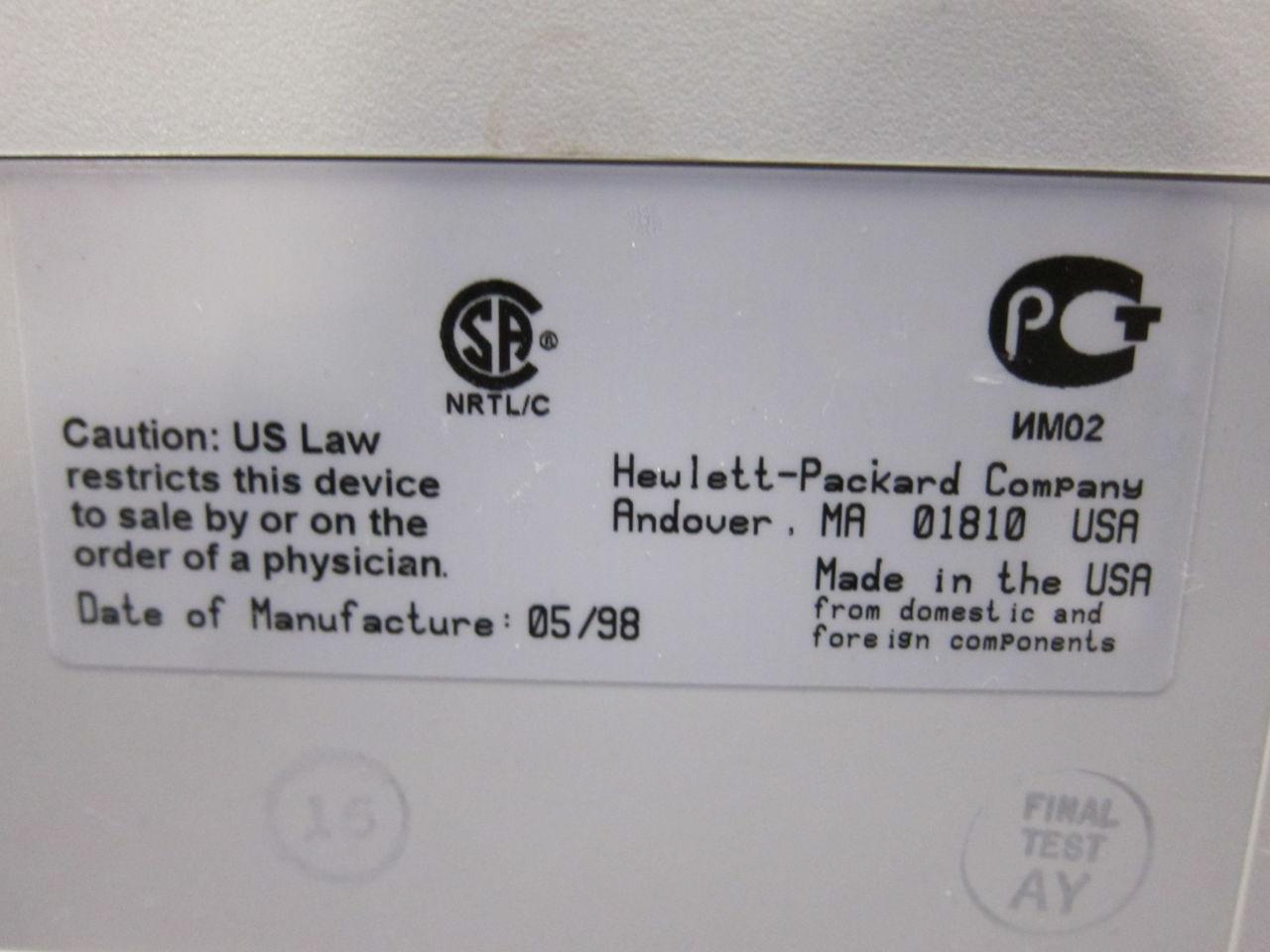 HEWLETT PACKARD Viridia 24C Monitor