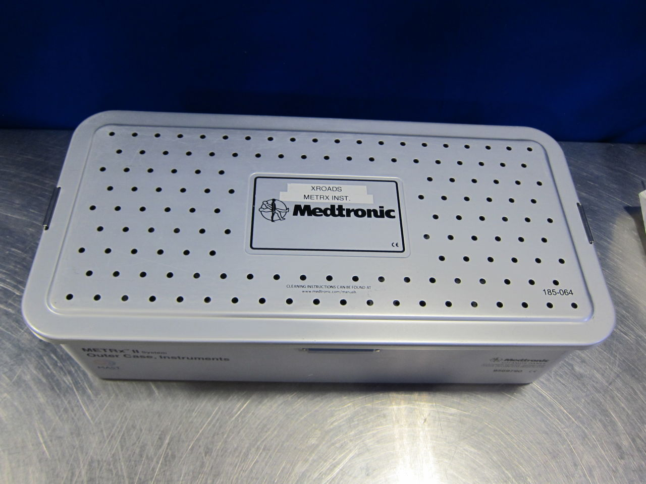 MEDTRONIC METRx II Surgical Cases