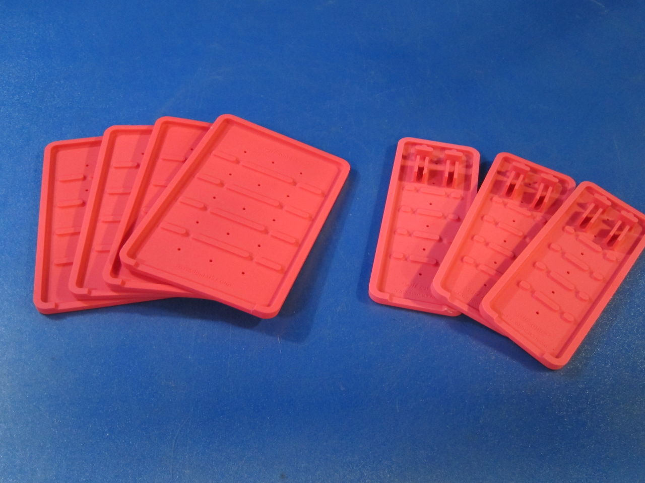 OPMARKS SoffZone Silicone Mats - Lot of 7