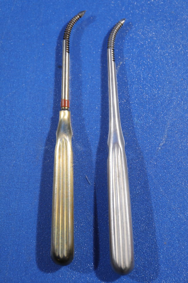 VARIOUS  Assorted Surgical Tools - Lot of 3