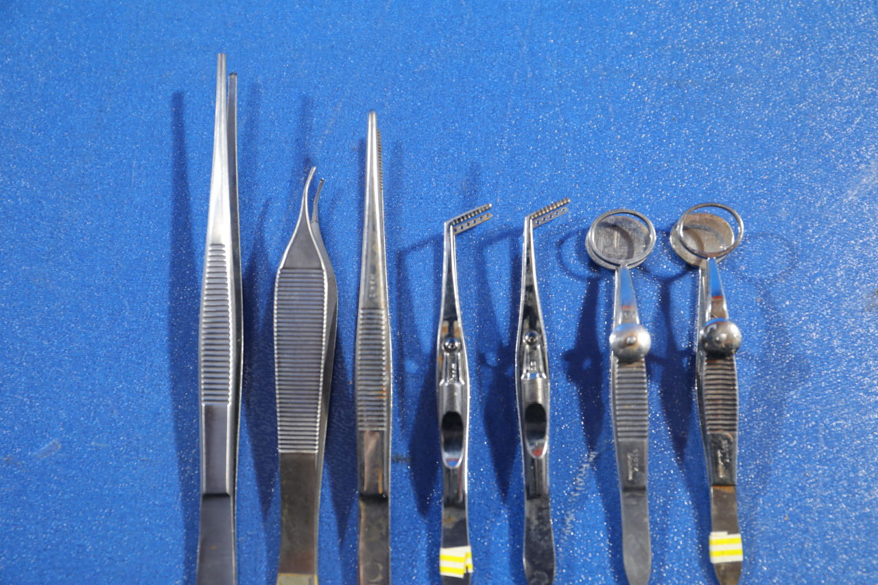 VARIOUS  Assorted Forceps - Lot of 13