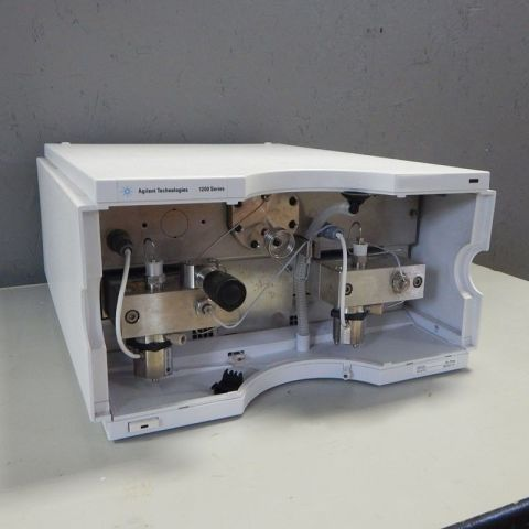 AGILENT Agilent 1200 Binary Pump G1312A Liquid Chromatograph/HPLC