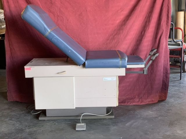 RITTER 307 Exam Table