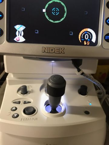 NIDEK Nidek AFC 210 Non Mydriatic Camera Fundus Camera