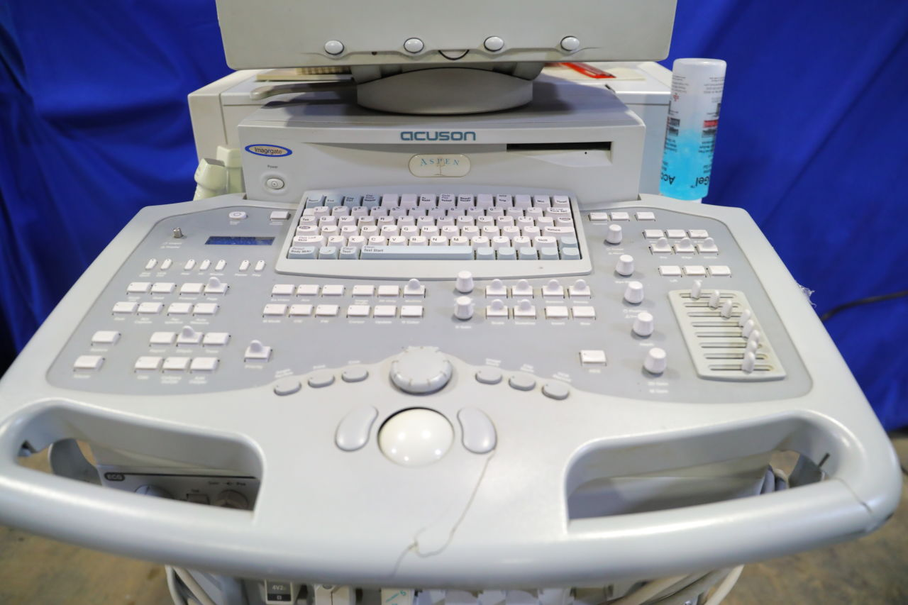 ACUSON Aspen Ultrasound Machine