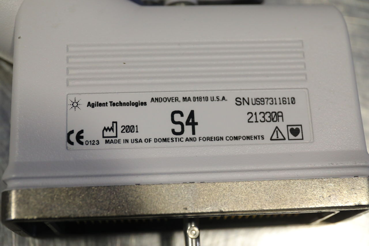 AGILENT S4 Ultrasound Transducer