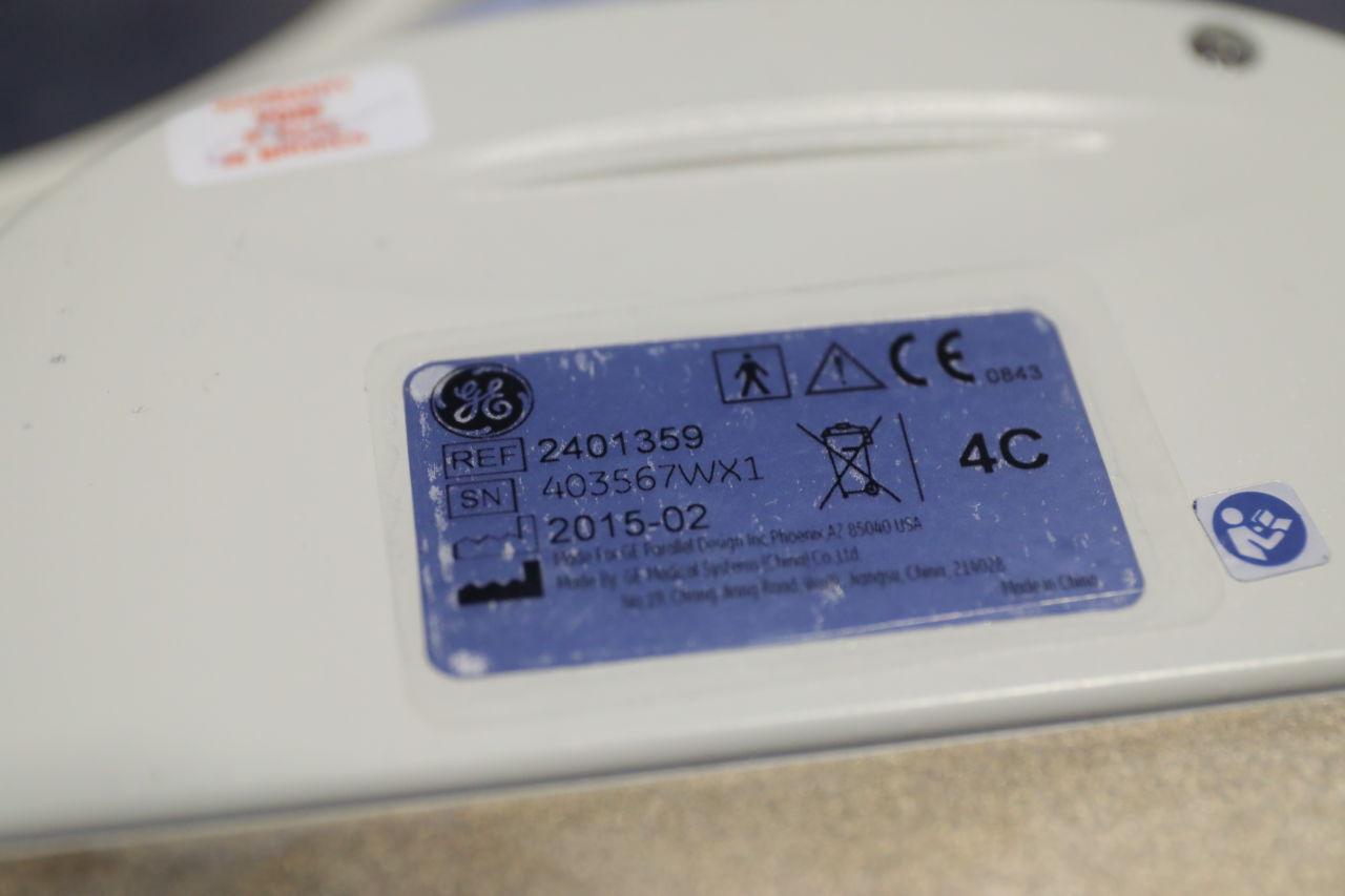 GE 4C1 Ultrasound Transducer