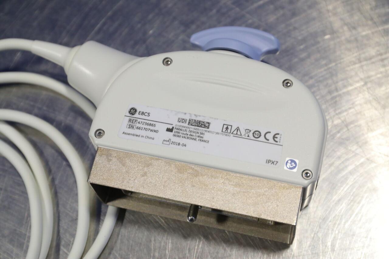 GE E8CS Ultrasound Transducer