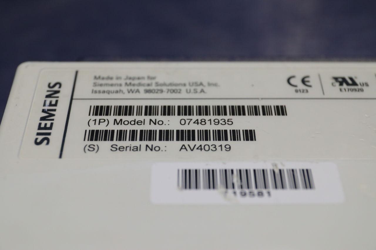 SIEMENS C7F2 Ultrasound Transducer