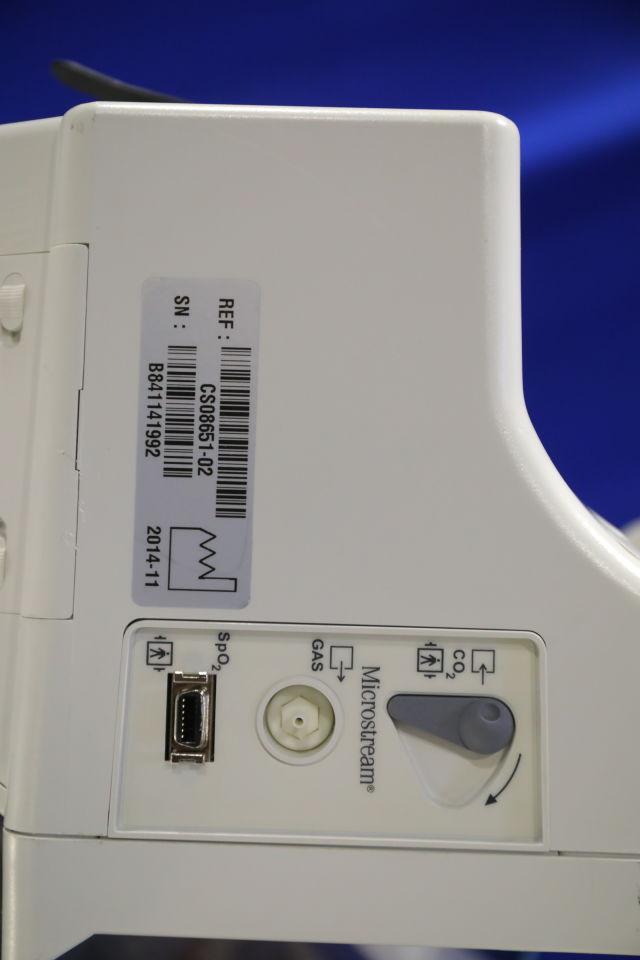 ORIDION CapnoStream 20P Co2 Monitor