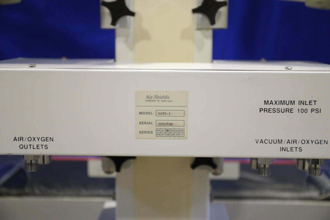 AIR-SHIELDS PM78-1 Infant Warmer