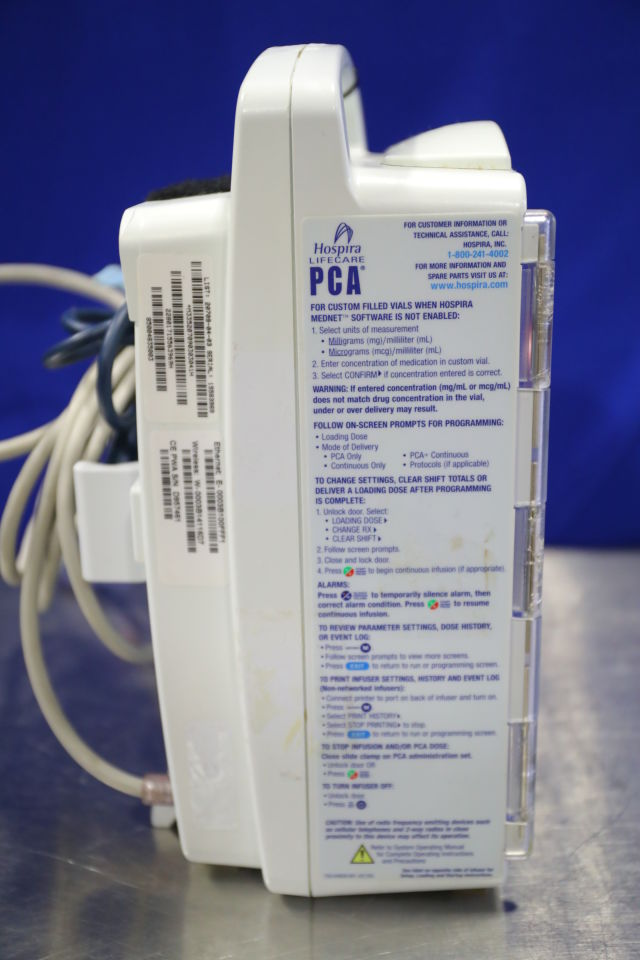 HOSPIRA Lifecare PCA  - Lot of 5 Pump IV Infusion