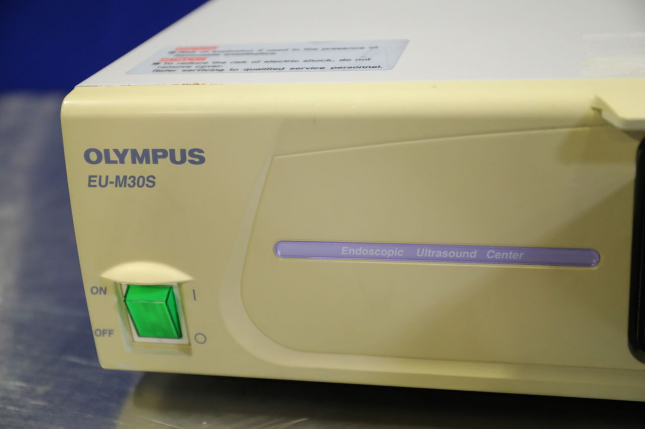 OLYMPUS EU-M30S Endoscope Ultrasound Center