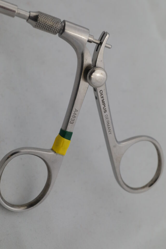 OLYMPUS Various Semi Rigid Scissors - Lot of 3