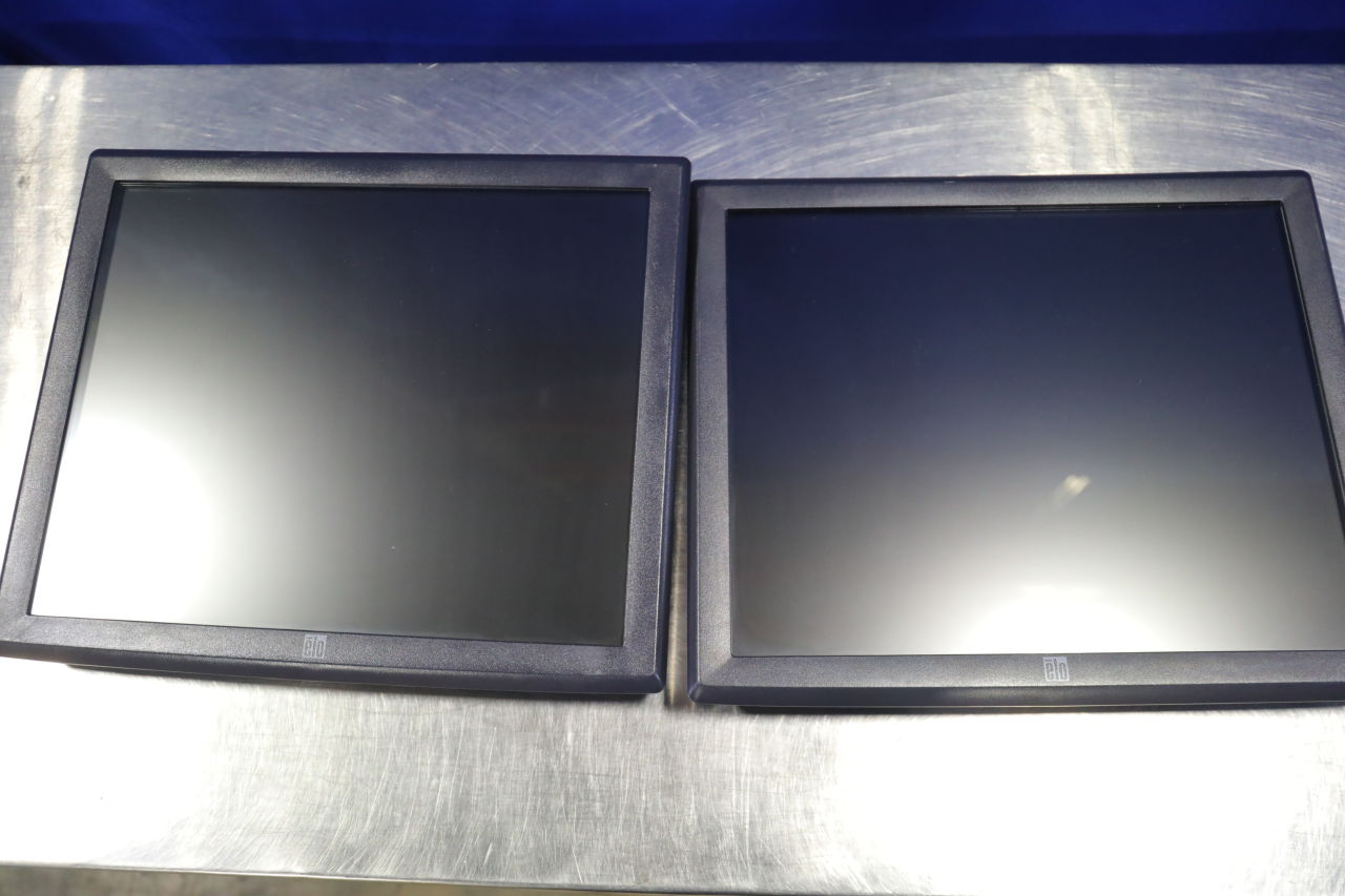 PHILIPS TYCO Elo Touch Series 2.0  - Lot of 2 Display Monitor