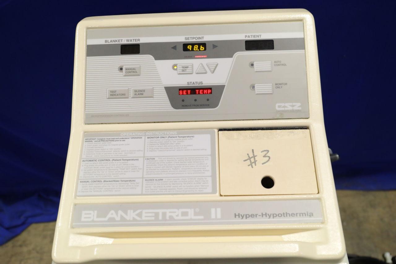 CINCINNATI SUB ZERO Blanketrol II Hypothermia Unit