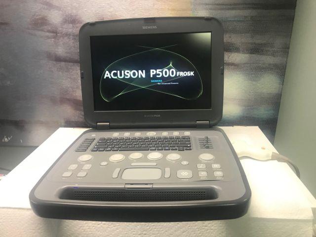 SIEMENS Acuson P500 FROSK
