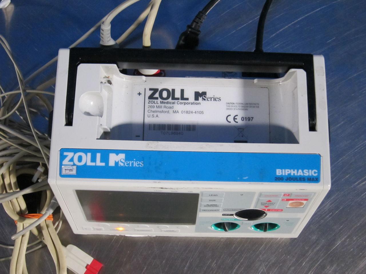 ZOLL M Series Biphasic Defibrillator