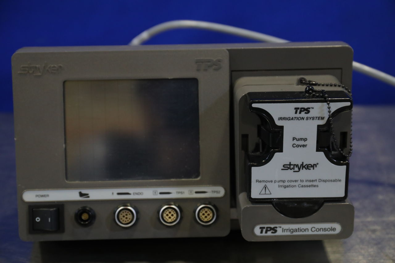 STRYKER 5100-500 TPS Irrigation Console Arthroscopy Pump