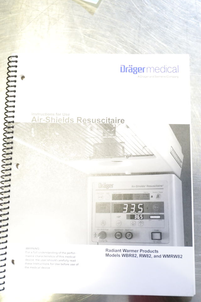 DRAGER Series 01 Infant Incubator