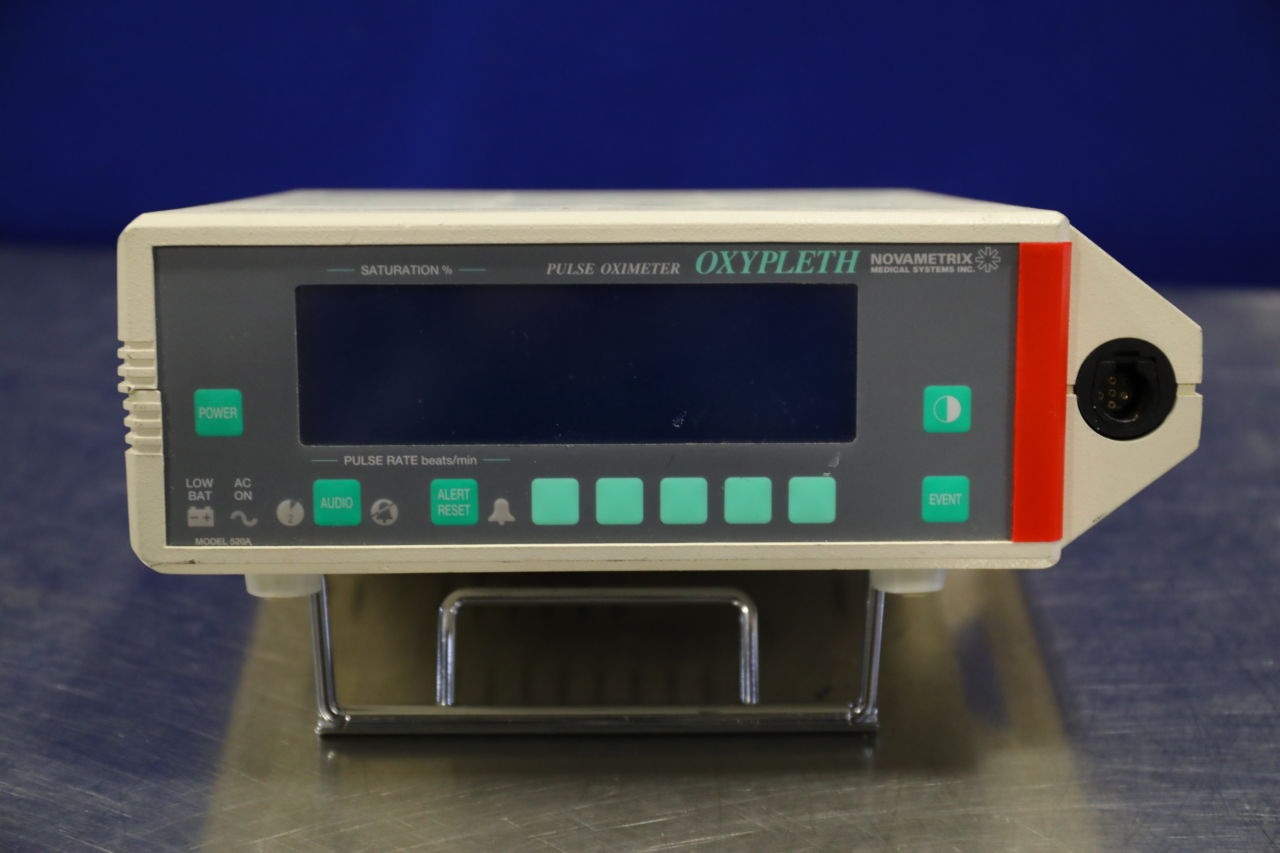 NOVAMETRIX Oxypleth 520A Oximeter - Pulse