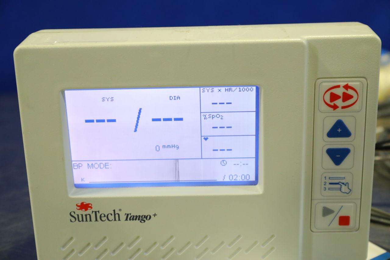 SUNTECH Tango + Stress 2120 BP Monitor