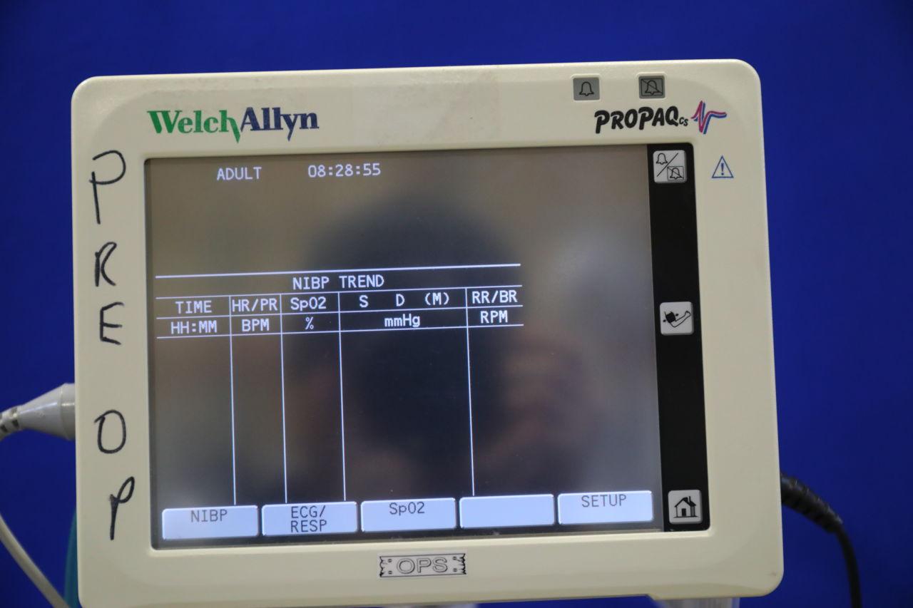 WELCH ALLYN ProPaq CS 242 Monitor