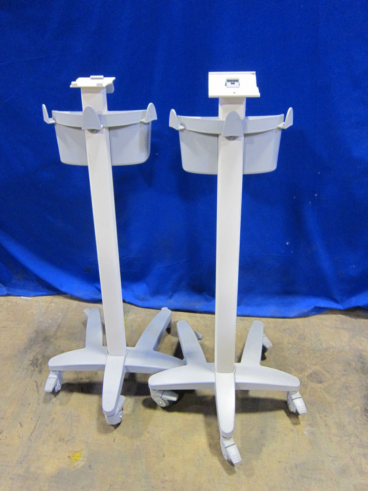 DATASCOPE   - Lot of 2 Monitor Stand