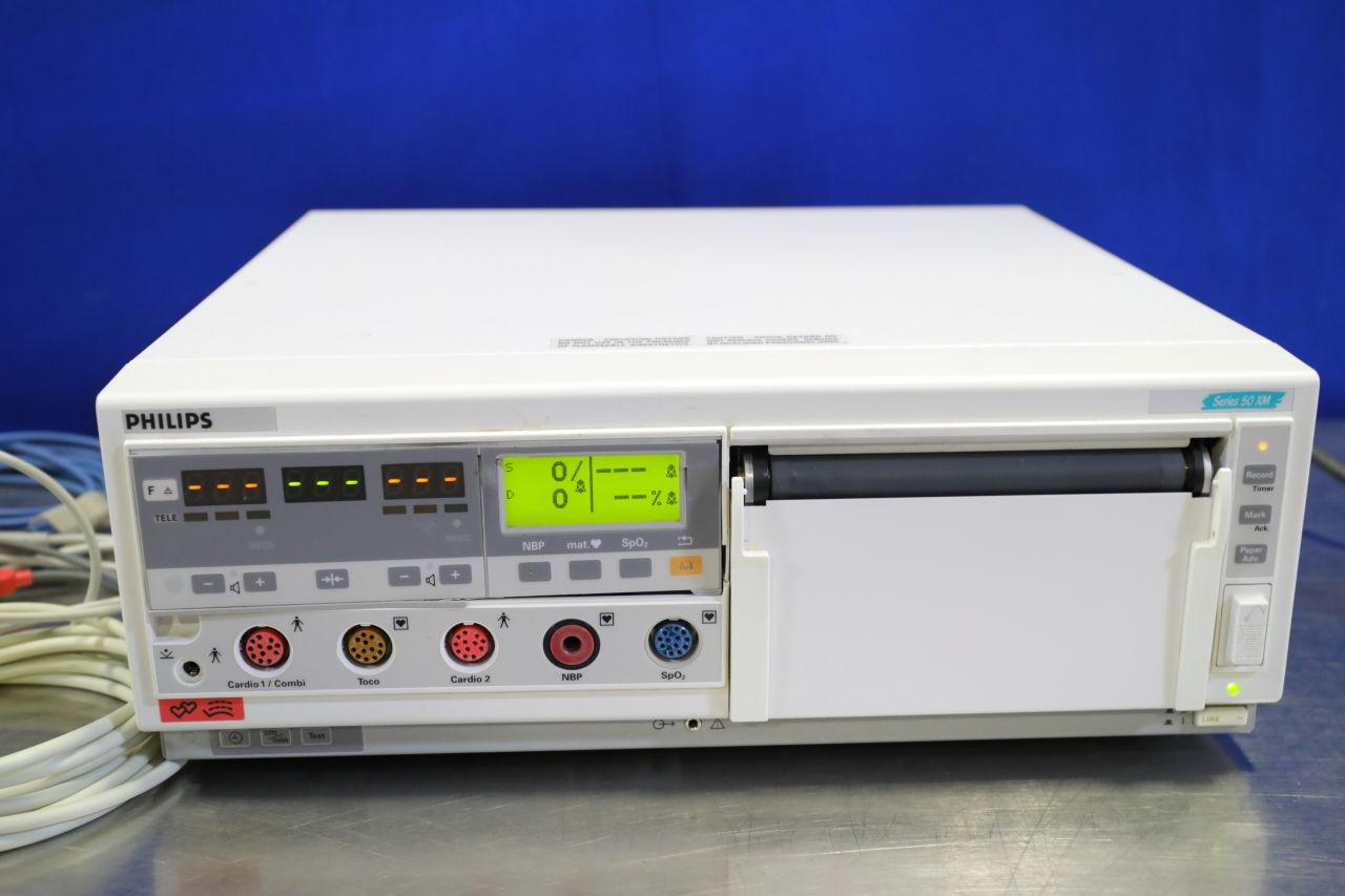 PHILIPS Series 50XM Fetal Monitor