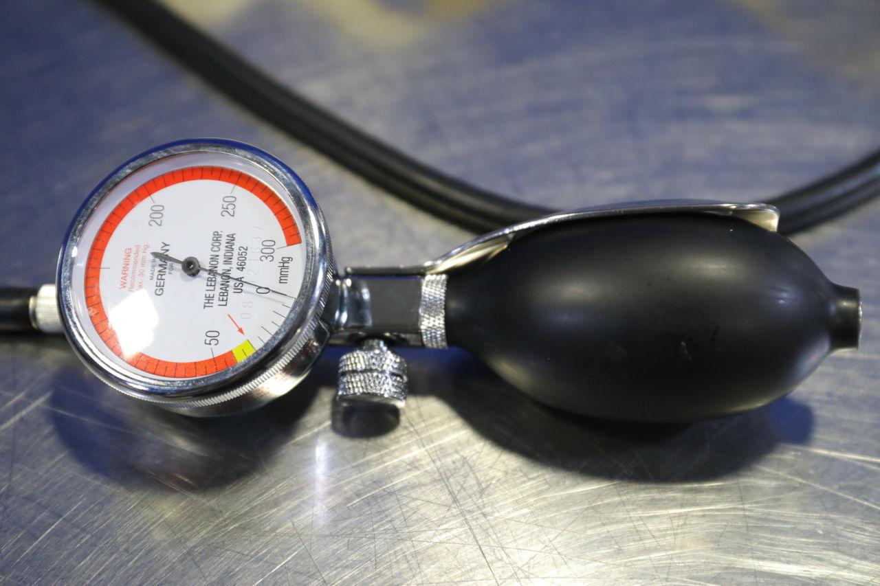 THE LEBANON CORP  Intraocular Pressure Device
