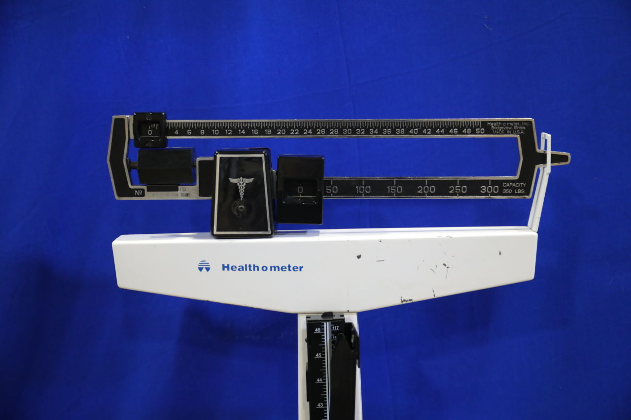 HEALTH O METER 402LB Scale